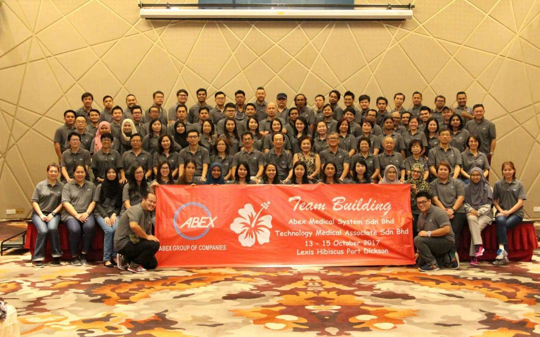 Team Building & Company Outing 2017