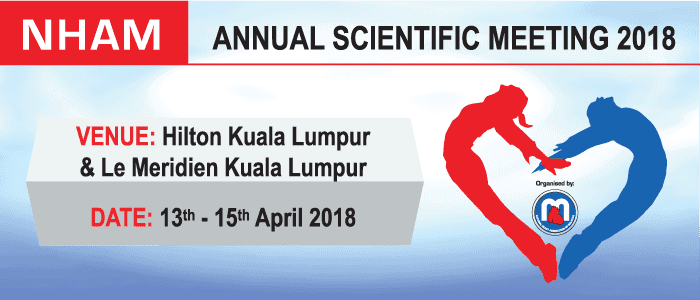 NHAM Annual Scientific Meeting 2018
