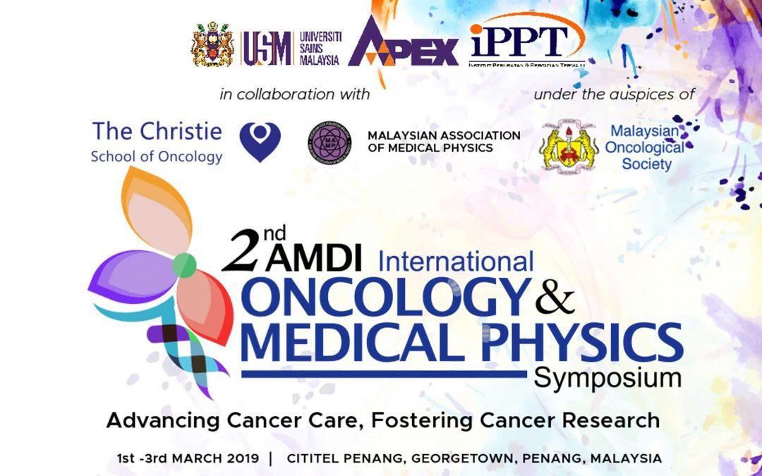 2nd AMDI International Oncology & Medical Physics Symposium (IOMPS 2019)