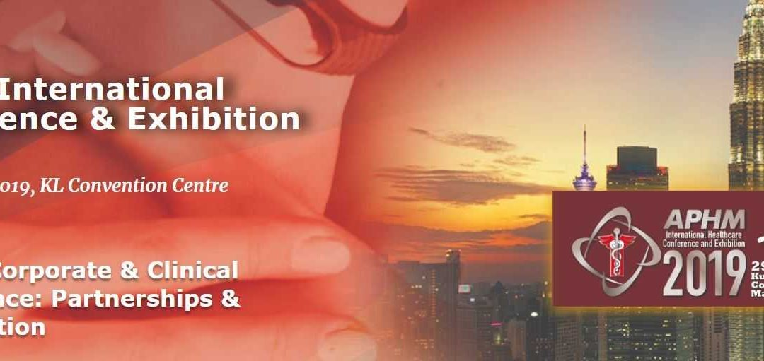 APHM International Healthcare Conference & Exhibition 2019