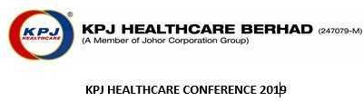 KPJ Healthcare Conference 2019